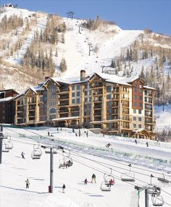 Photo for Luxury, 5 *, Ski in, Ski Out Accomodations Steamboat Springs