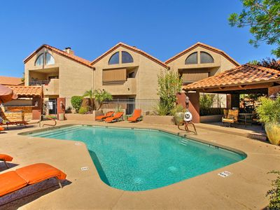 Photo for NEW! Sunny Condo w/Pool - Walk to Village at Shea
