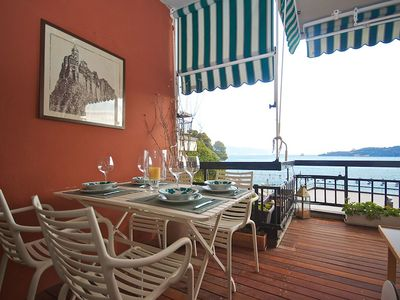Photo for Casa Roby is a wonderful apartment in Portovenere in the poets gulf, with amazing sea view, 2 bedroo