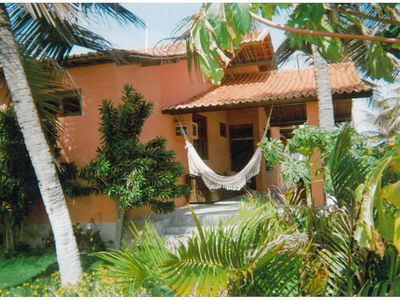 Photo for House with pool in Praia das Fontes, sea and a few minutes from the beach