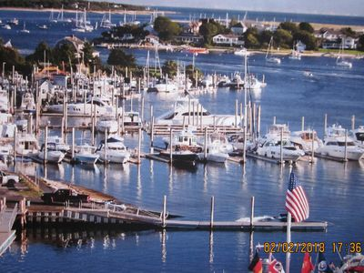 Photo for Luxury Condo with Spectacular view overlooking Hyannis Harbor, Cape Cod!!
