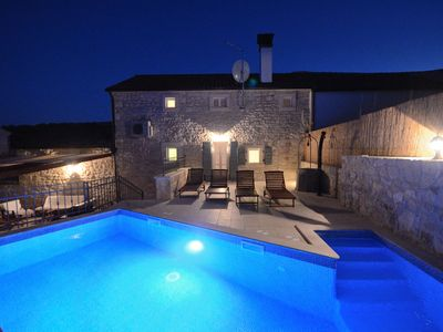 Photo for Istria authentic villa with private swimming pool Villa Zonti