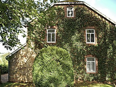 Photo for Charming, quietly located former farmhouse with meadow-land for your own horse