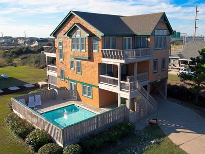 Photo for Outstanding Location,  Private Pool and Hot Tub ! 072