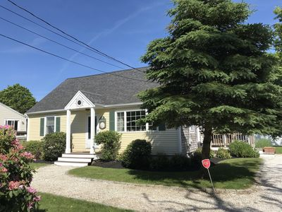 Photo for Adorable home in ideal location, minutes to beaches & bike path