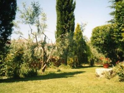 Photo for villa with wonderful view on Montepulciano