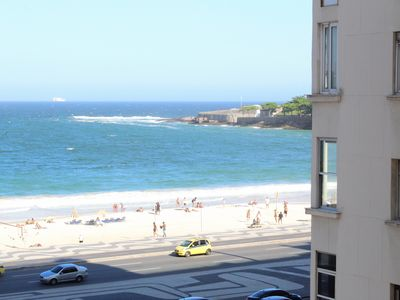 Photo for CaviRio - F16 - Copacabana windows to the sea