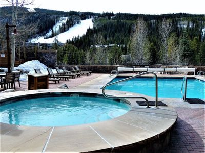 Photo for Keystone Colorado | 100 River Run  | 1 Bedroom 1 Bath | Walk to Ski Lifts