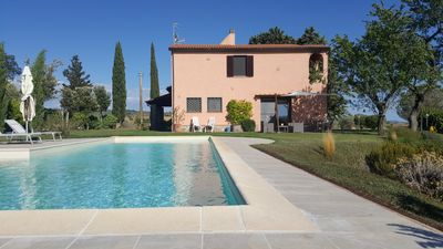 Photo for Country house with swimming pool - (Maremma) Magliano in Toscana