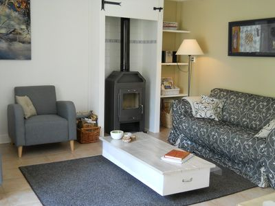 Photo for Comfortable lodging, quiet, wifi, Super Besse Sancy close