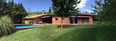 Photo for CINGLES Moianès - Country house with pool