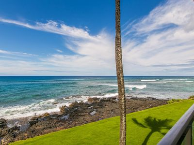 Photo for Kuhio Shores 215: A/C Condo With Excellent Whale Watching Views