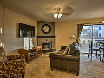 Photo for NEW! Cozy Condo w/ 2 Suites in Denver Tech Center!