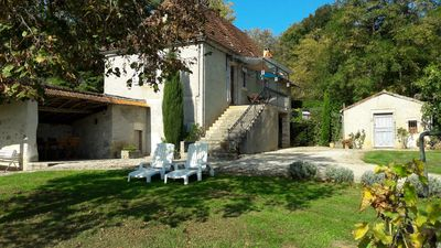 Photo for Detached house in SAINT Cirq Lapopie
