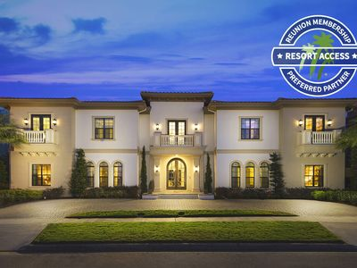 Photo for Reunion Retreat | 14,500 sq ft 14 Suites, Movie Theater, Game Room & More