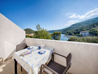 Photo for Apartments Daniela (53951-A3) - Pasadur - island Lastovo