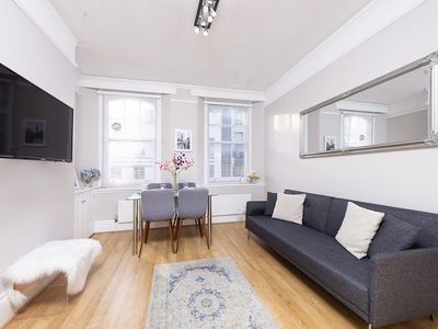 Photo for Oxford Circus Central Apartments - sleeps 6 guests  in 2 bedrooms