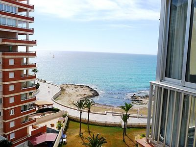 Photo for One bedroom Apartment, sleeps 2 in Calpe with Air Con and WiFi