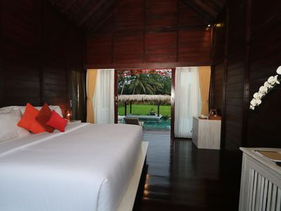 Photo for Great for couple, One-Bedroom Villa with Pool View