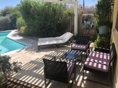 Photo for Private 3BR/2BA Home & (unheated) Pool, Downtown Scottsdale