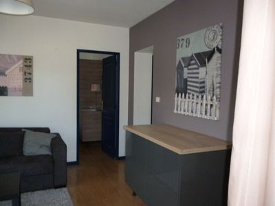 Photo for Apartment, sleeps 4, near the spa and lake, Thonon-les-Bains