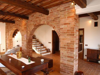 Photo for IN THE WONDERFUL TUSCANY YOUR IDEAL B & B IN THE HEART OF CRETE Senesi