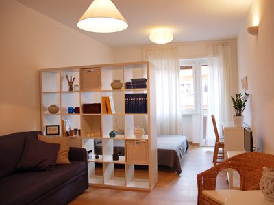 "Photo for ""At home Nini"" - New apartment near the Vatican and the metro A"