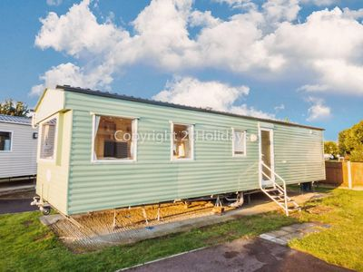 Photo for 8 berth caravan to hire at Cherry Tree park Norfolk  near Great Yarmouth- 70702
