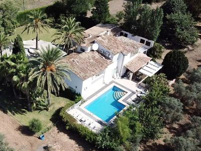 """Photo for Beautiful big Villa with Pool, BBQ, Garden, views and tranquility, newly refurbished in Pollença, Can Bobis."""""""