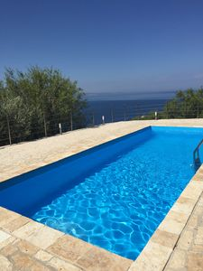 Photo for Holiday home VivaLaBaska 35km from Split 4 bedrooms 2 bathrooms Private swimming pool