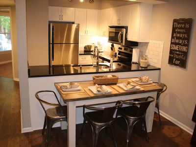 Photo for Walking Distance to Auburn University! Completely Renovated Townhouse