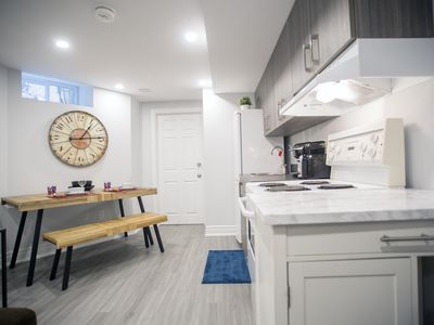 Photo for Brand New! 1BR Stunning Stay- In Heart Of Mid Town Toronto!