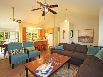 """Photo for 4-Bed Private Home 2-Minute Walk From Poipu Beach! On TV show """"House Hunters""""."""
