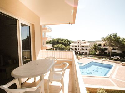 Photo for Beautiful apartment close to the Cala Guya beach. For individuals.