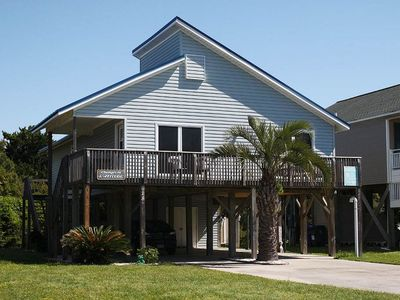 Photo for Changes In L'Attitude: 3 BR / 2 BA home in Oak Island, Sleeps 9