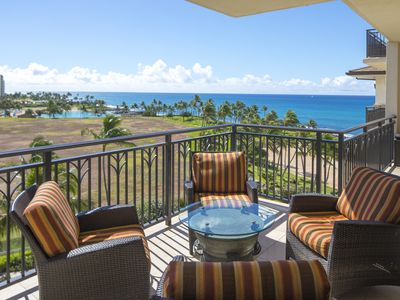 Early September Specials Luxury 2 Bedroom With Spectacular Ocean Views  B 705