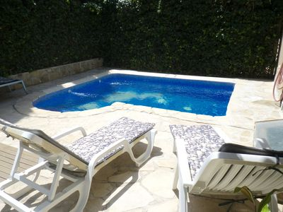 Photo for New house with private pool, wifi, quiet area Cambrils beach at 2km