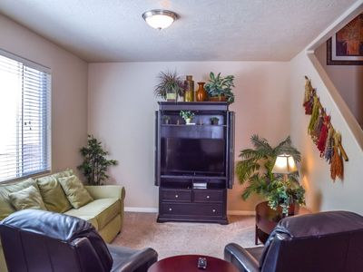 Photo for Stunning two bedroom condominium with two master bedrooms!-154c