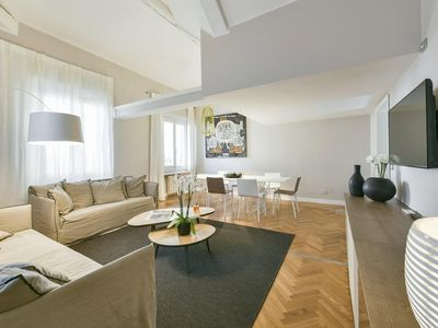 Photo for Omero apartment in Duomo with WiFi & lift.