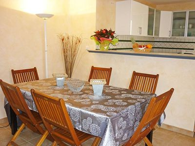 Photo for House in the center of Portiragnes with Parking, Washing machine, Garden (110547)