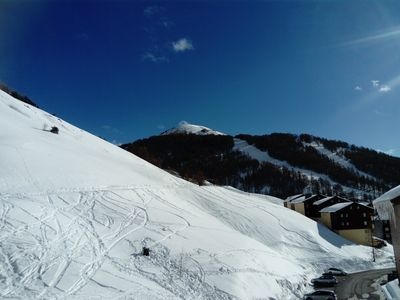 Photo for La Foux d allos - at the foot of the slopes-
