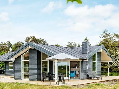 Photo for Beautiful Holiday Home in Aakirkeby with Barbeque