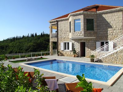Photo for Beautiful and peaceful place near Dubrovnik for unforgettable vacation