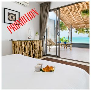 Photo for Blue pearl 3 Bedrooms Beach Front villa