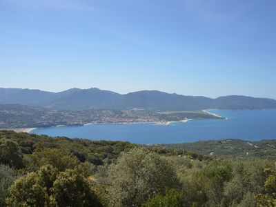 Photo for Villa in Corsica! 6-8 people, private pool, sublime view!