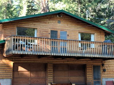 Photo for Private secluded property on the Cache la Poudre