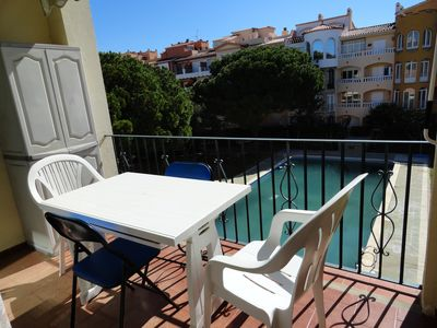 Photo for Spacious apartment overlooking the pool in Gran Reserva