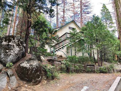 Photo for Charming Mountain Chalet with Modern Conveniences in the Heart of Shaver + WIFI!