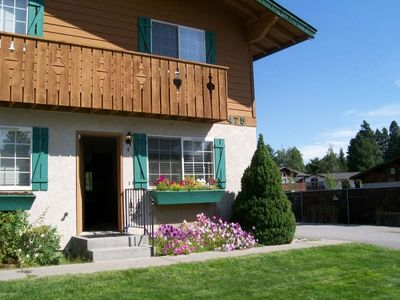Photo for My Alpine Place: Spacious Condo within easy walking distance of Leavenworth