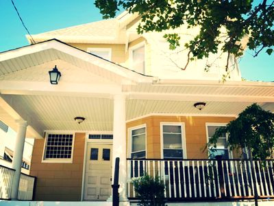 Photo for Beautifully Restored Beach House 4BR/2BA w/Parking! (STR# 2018-0108)